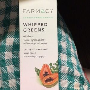 Farmacy whipped greens facial cleanser